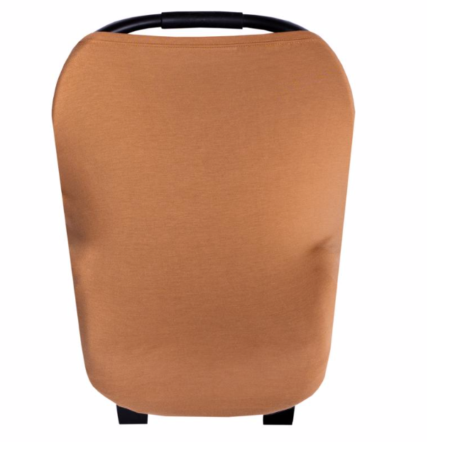 Multi Use Car Seat Cover- Copper Pearl