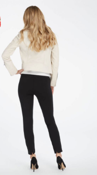 The Perfect Black Pant, Ankle Backseam Skinny