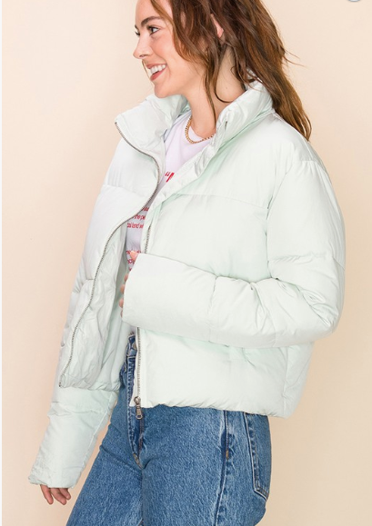 Addison Puffer Jacket