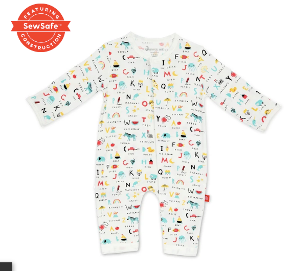 ABC Love Modal Onesie