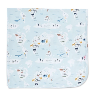 Sea The World Swaddle