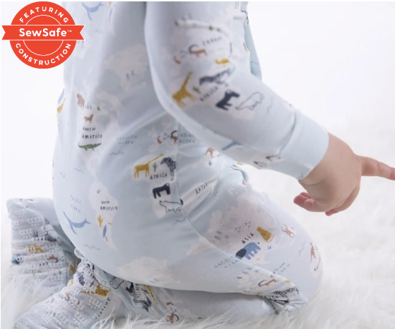 Sea The World Modal Onesie
