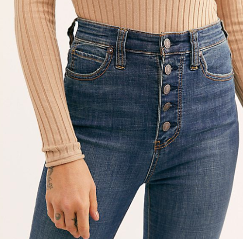 Irreplaceable Flare Jeans