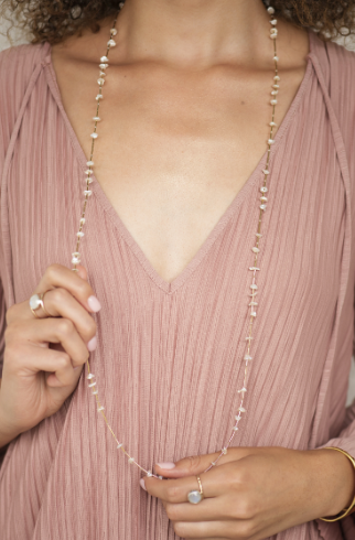 Celeste Layered Necklace
