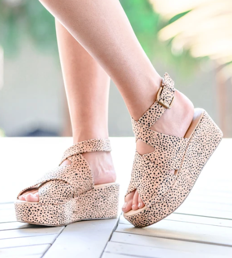 Buttercup Wedges