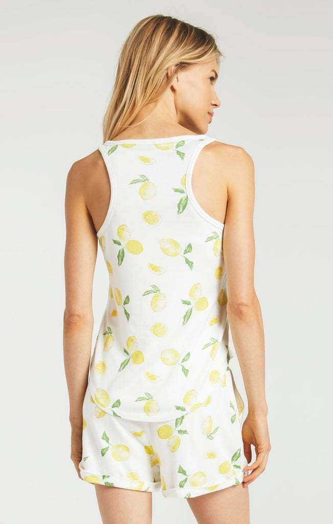 The Limonata Henley Tank