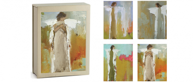Believe Angel Notecards