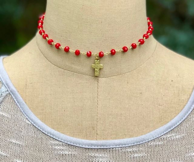 Tailgate Choker Cross