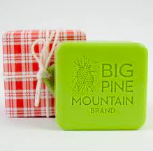 Big Pine Square Soap Bar