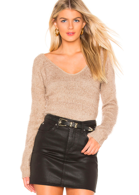 Fernanda V Neck Jumper Sweater