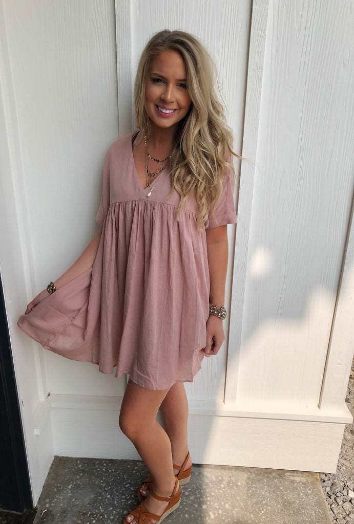 Love Only Babydoll Dress