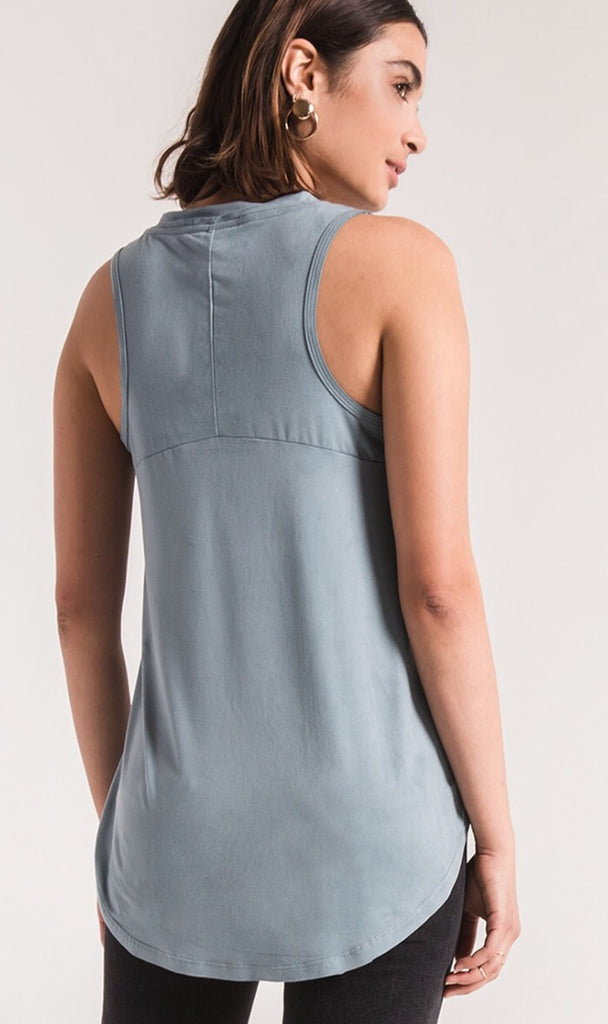 The Suede Swing Tank