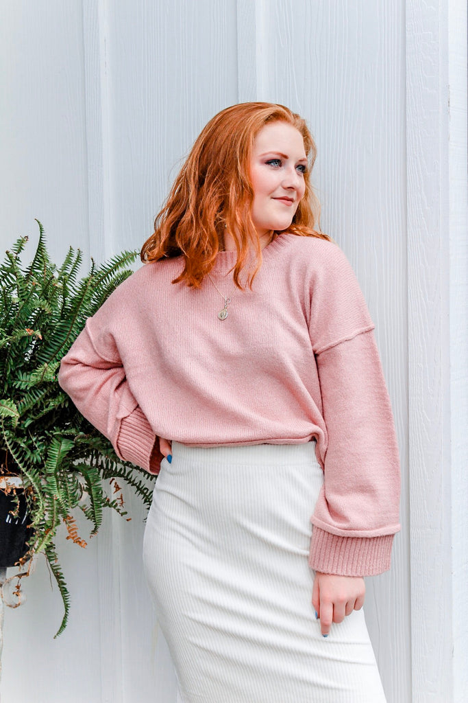Nora Long Sleeve Sweater
