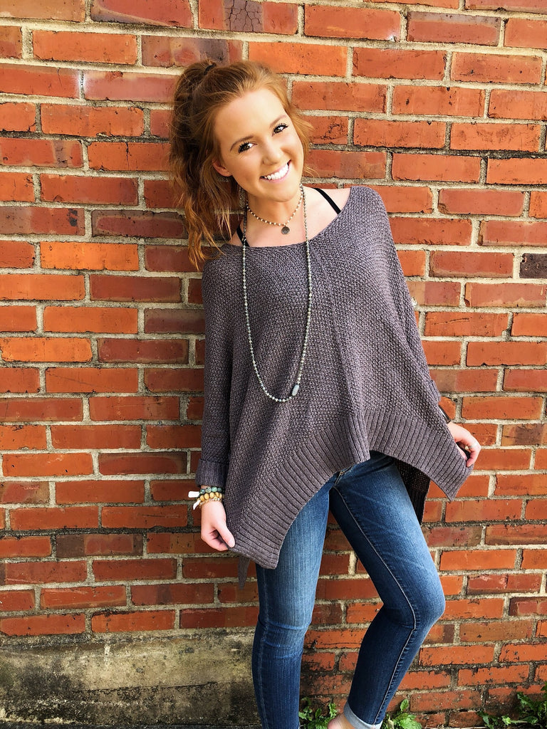 Madison Flow Top Sweater