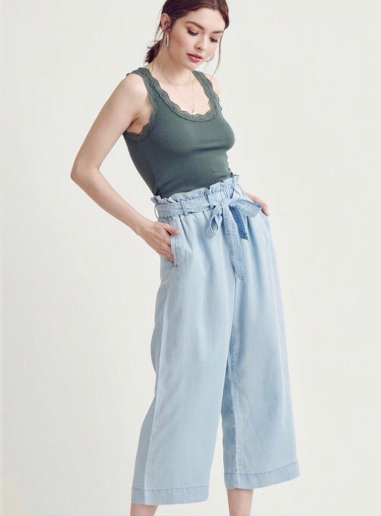 Tencel Town Pants