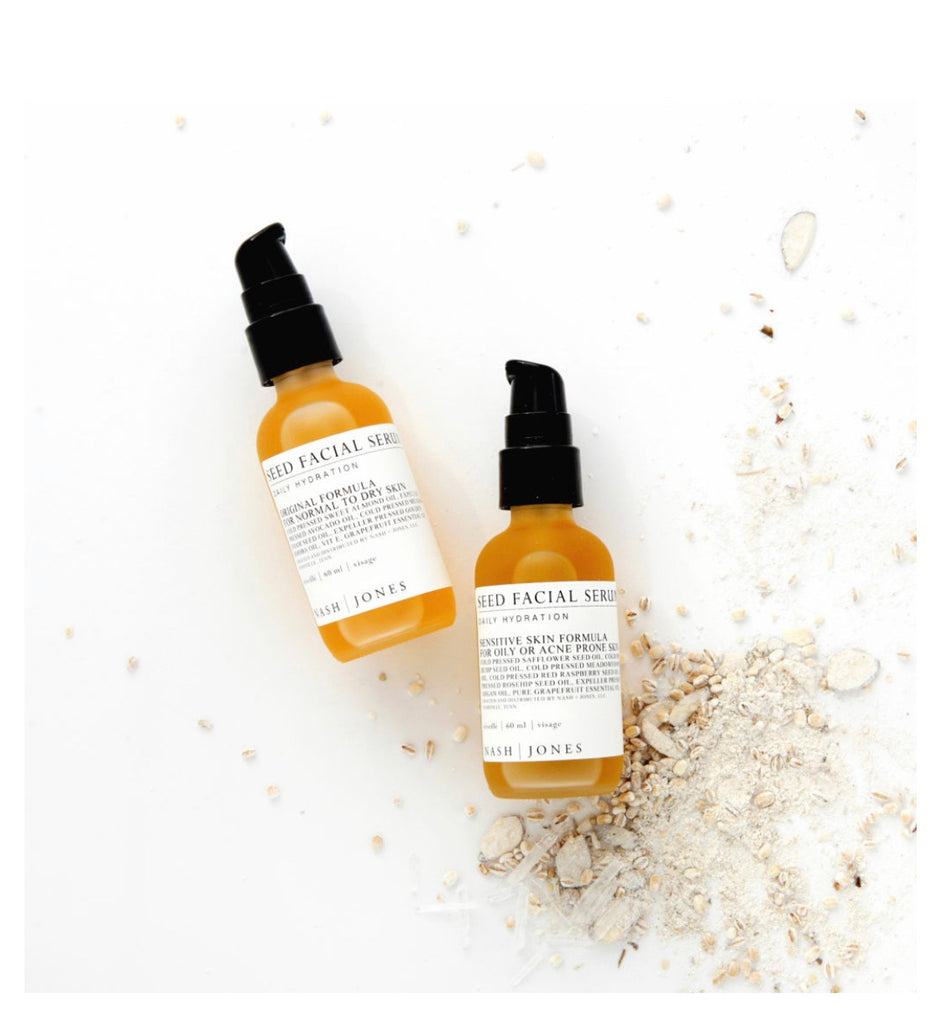Seed Facial Serum (Sensitive Skin Formula)