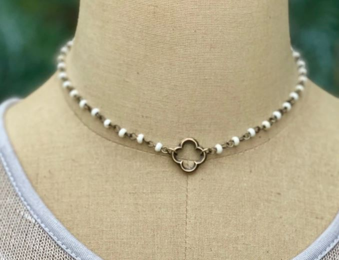 Love Note Choker