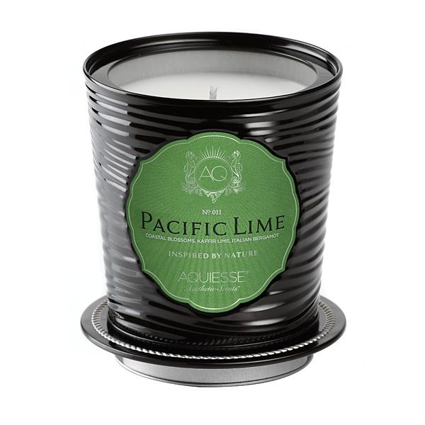 Lux Tin Candle Pacific Lime