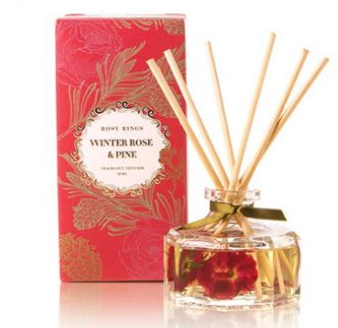Rosy Ring Diffusers- Petite