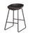 "Simon ABS Counter Stool 26"" (Black)"