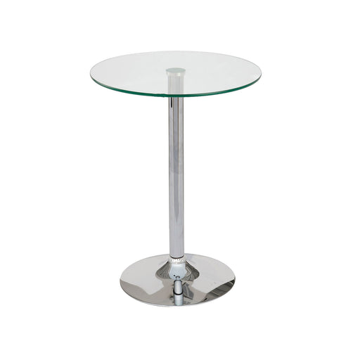 "Trish 40"" Pub Table (Glass)"