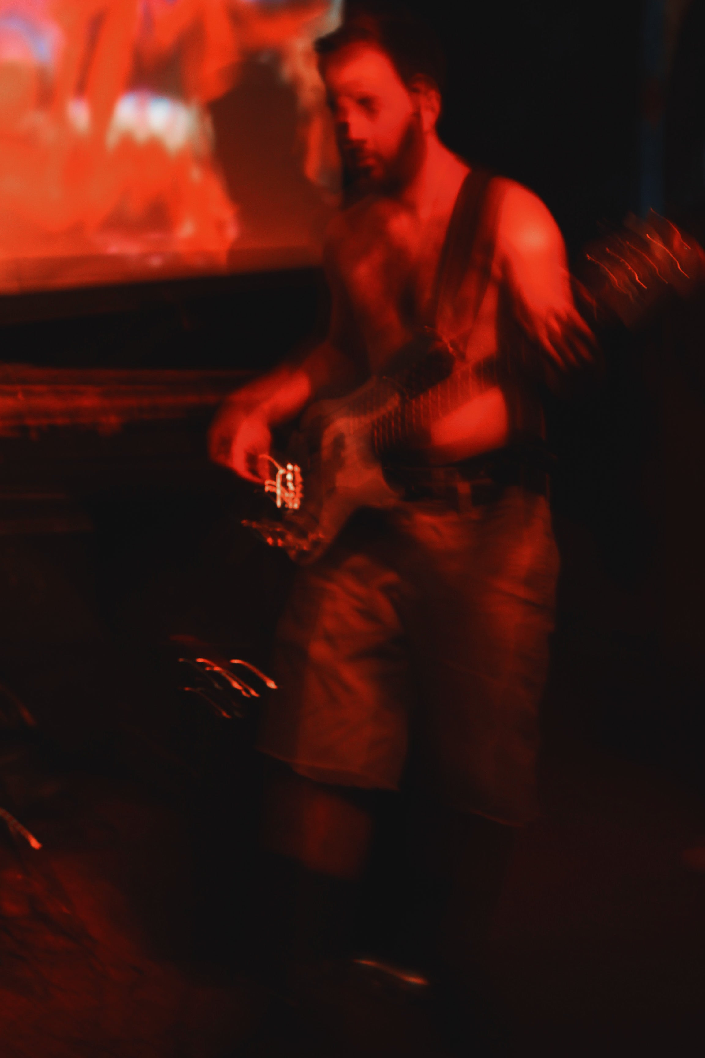 """COSMIC DEMISE """" CDVX2200 """" Film Premiere at The Smell ( Diego Molina Photos )"""