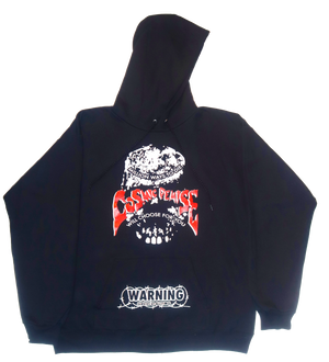Cosmic Demise: Million Ways To Die Hoodie Jacket