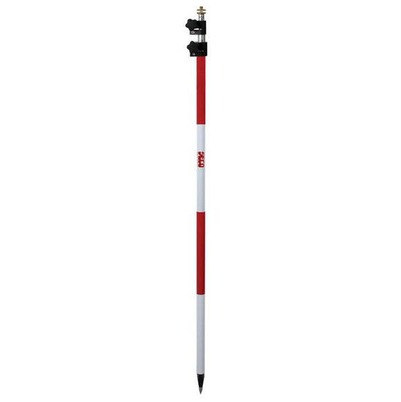 12 ft TLV Pole - Red and White