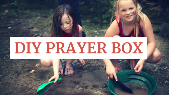 A Simple Craft To Help Kids Connect With Prayer
