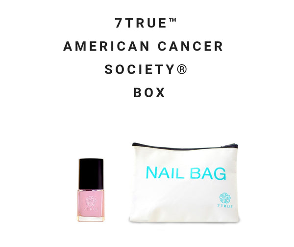 7TRUE™ AMERICAN CANCER SOCIETY® BOX