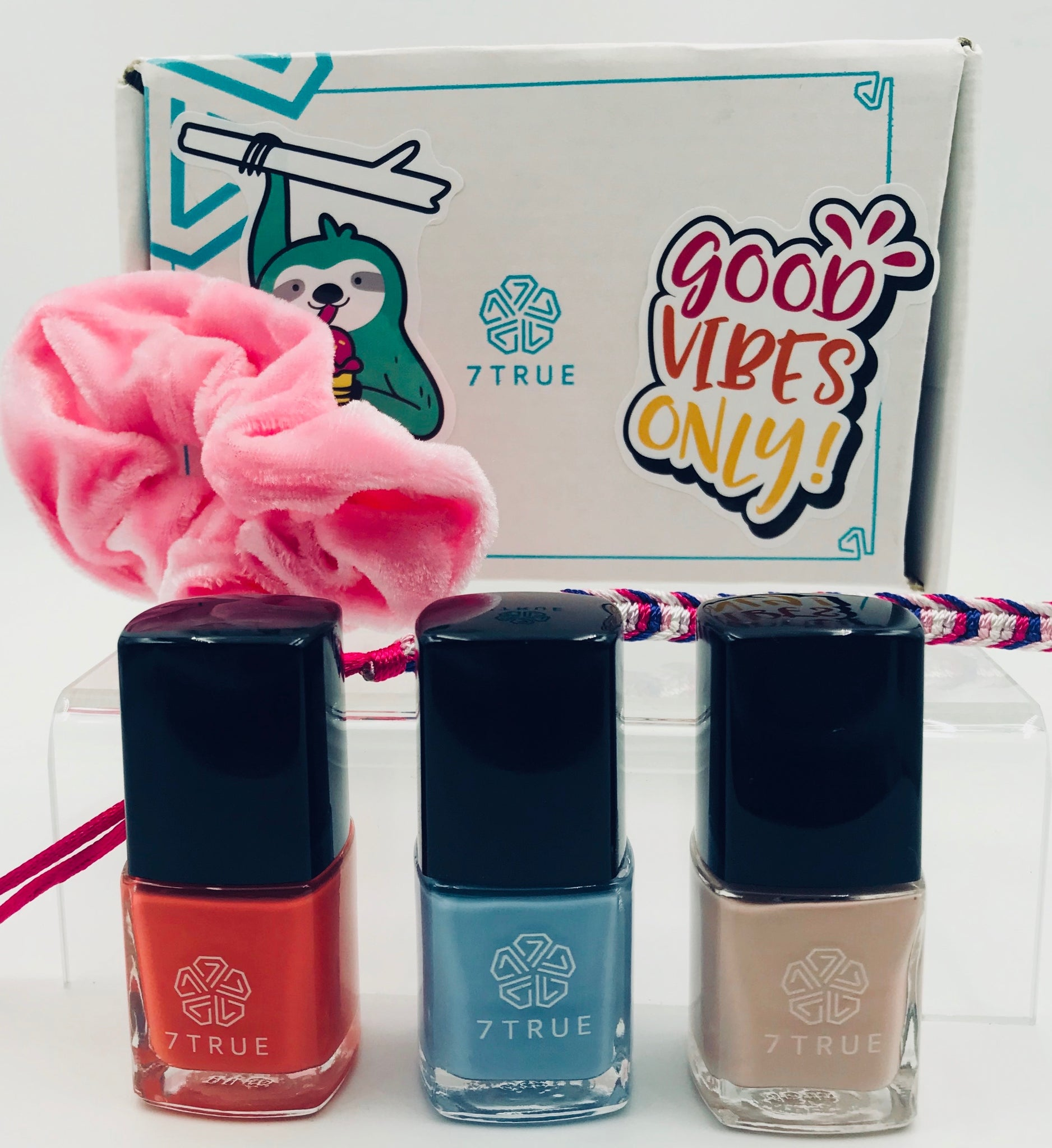 7TRUE Good Vibes Box
