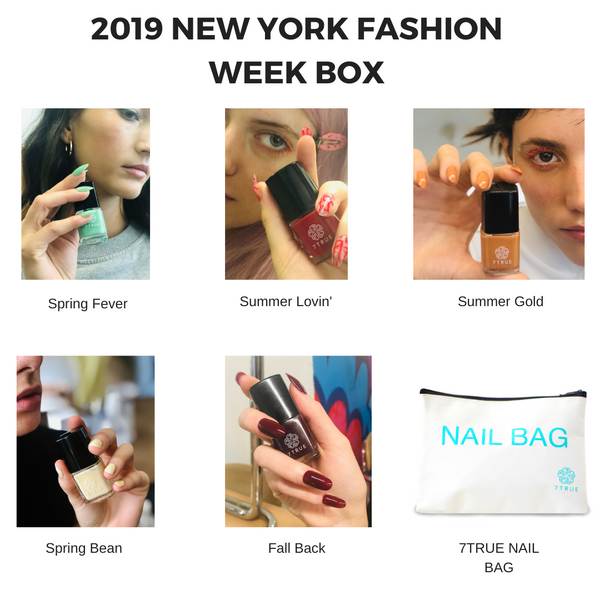 New York Fashion Week Collection Box