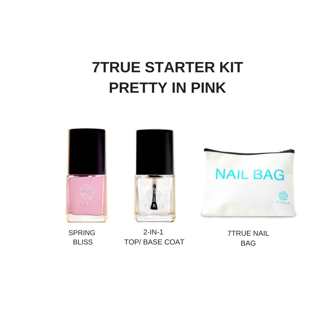 7TRUE Starter Kit Pretty In Pink