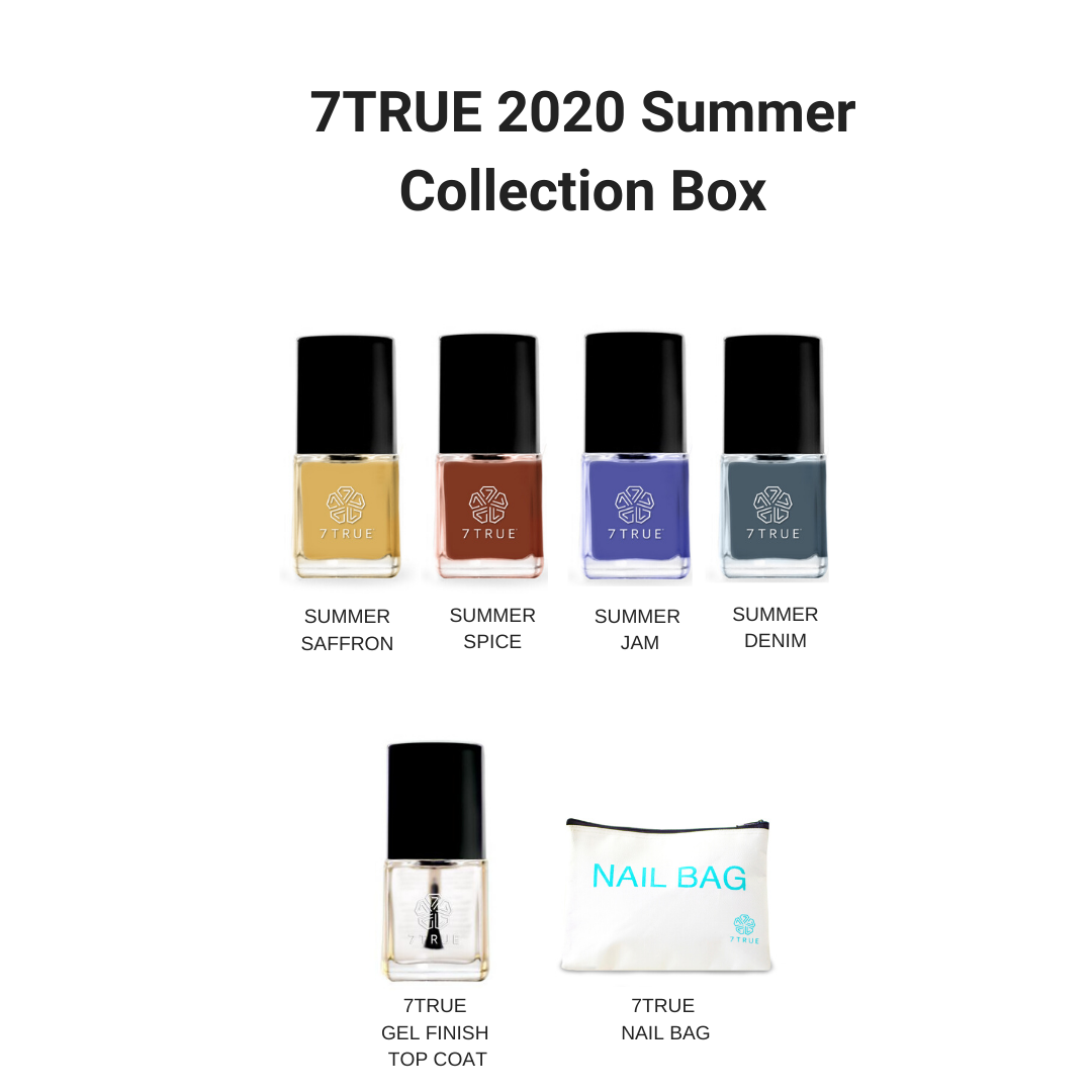 7TRUE Summer Collection Box