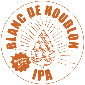 Blanc de Houblon - White IPA - North End Brewery Co.