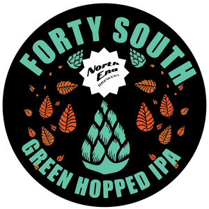 Forty South - Green Hop IPA - North End Brewery Co.