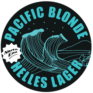 Pacific Blonde - Kapiti Lager - North End Brewery Co.
