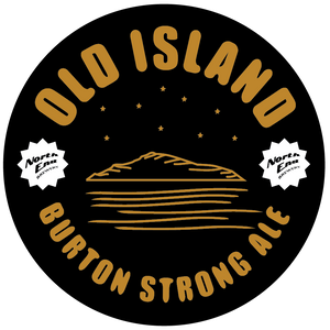 Old Island - Burton Strong Ale - North End Brewery Co.