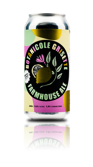 Botanicole  - Grisette - North End Brewery Co.
