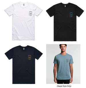 CAN BADGE TEE - POS Men's