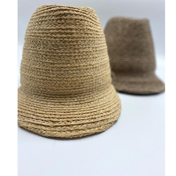 Camper hat in Straw
