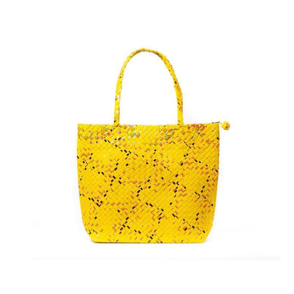 Artisan s Multicolor Shoulder Bag Yellow