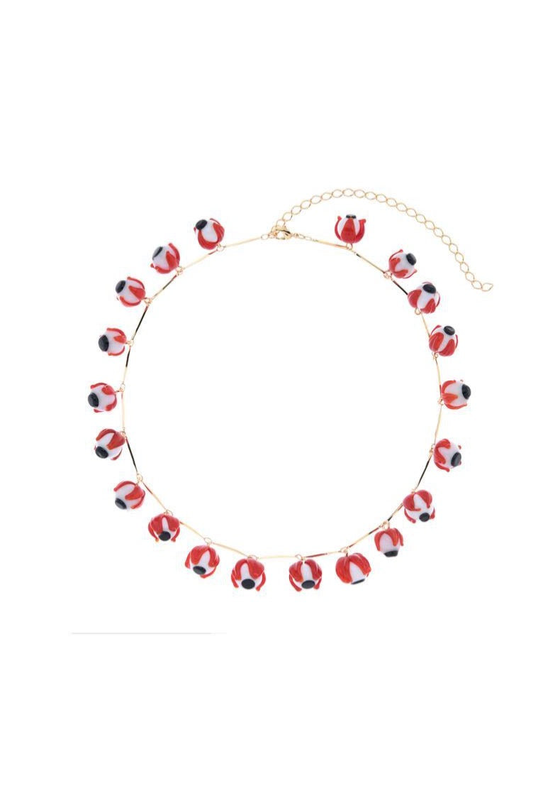 Guaranás Murano Necklace