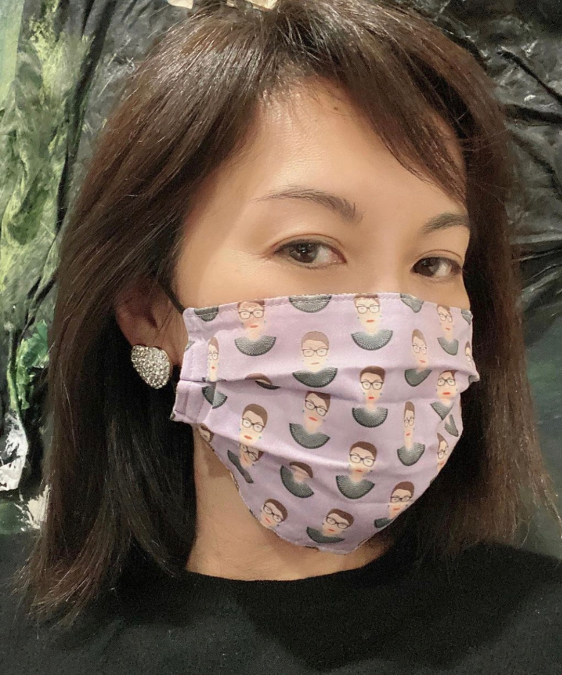 RBG Reversible Face Mask