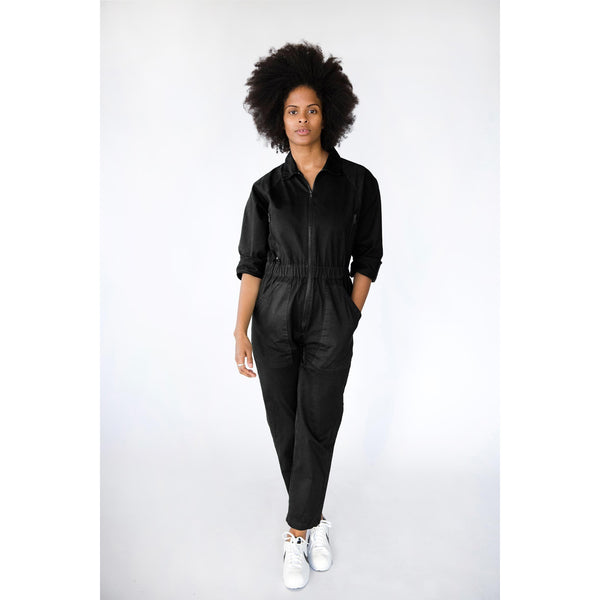 All-In Flightsuit - Black