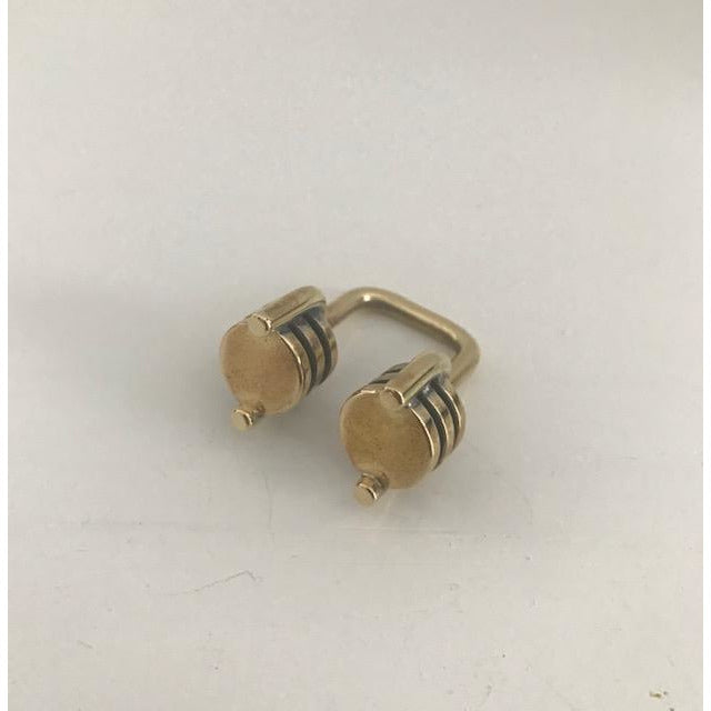 Magnum Brass Ring Size 6.5