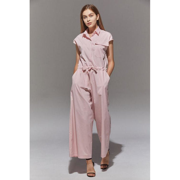 Relaxed Jumpsuit Pink