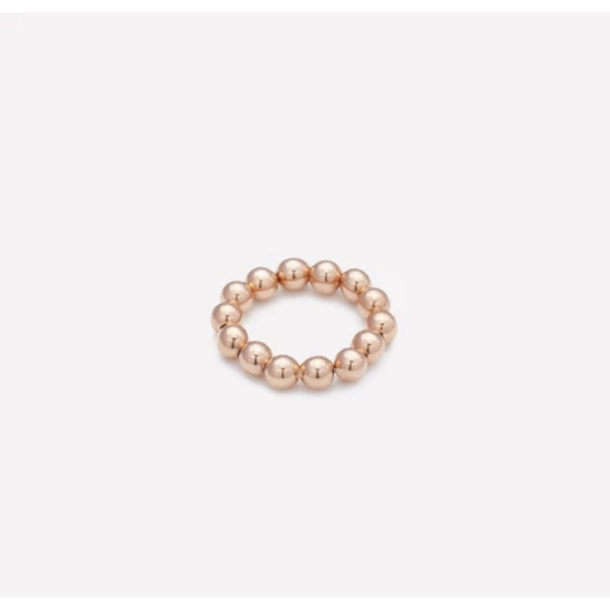 Kamilla Rose Gold Ring 5mm