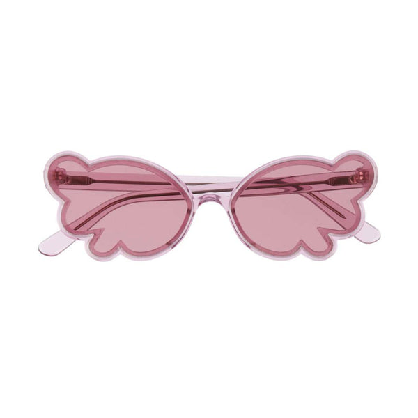 Butterfly Wing Sunglasses Lilac