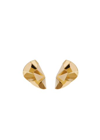 Lygia Earrings - Yellow Gold